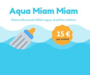 Aqua Miam-Miam le 13 octobre 2018
